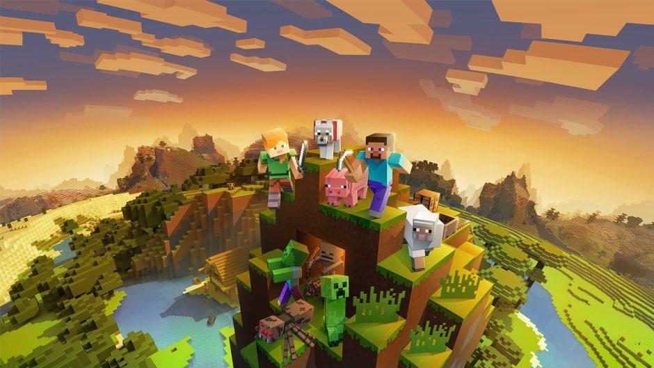 Minecraft abandona el soporte de Windows 10 Mobile, iOS 10 y más