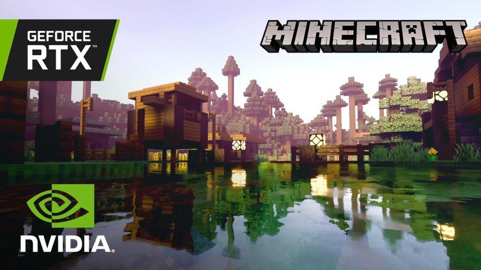 Nvidia libera los esperados drivers para Minecraft RTX