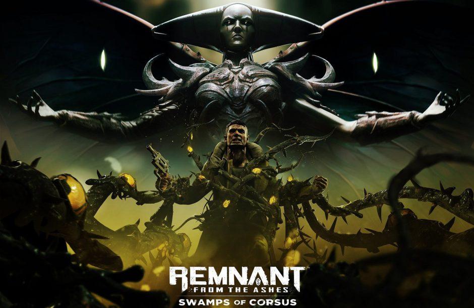 A finales de mes llega Swamps of Corsus, el primer gran DLC de Remnant: From the Ashes