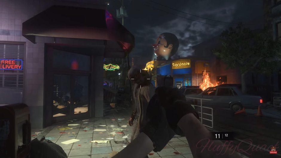 Así se juega a Resident Evil 3 Remake en primera persona