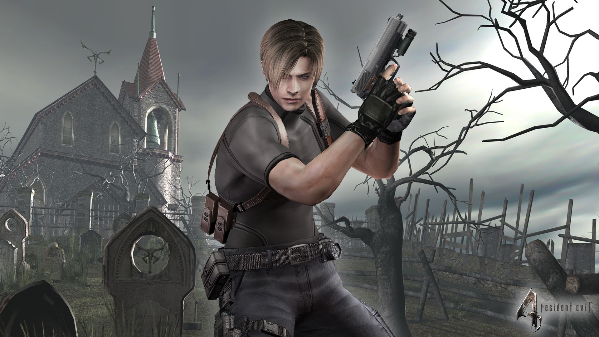 Resident Evil 4 Remake Is In Development Igamesnews