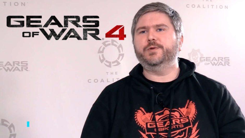 El director del multijugador de Gears 5 abandona The Coalition
