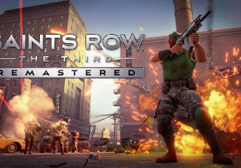 Saints Row The Third Remastered ya disponible en Xbox One