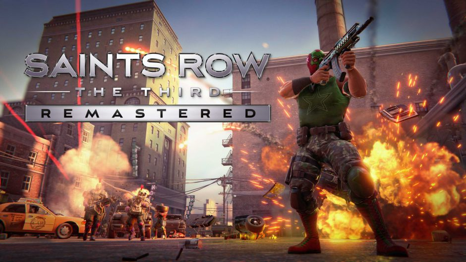 Saints Row's new visual comparisons to the third have been reissued with the original version