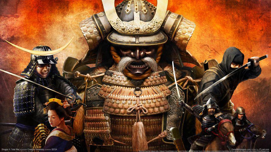 Total War: Shogun 2 será gratuito a partir del próximo 27 de abril