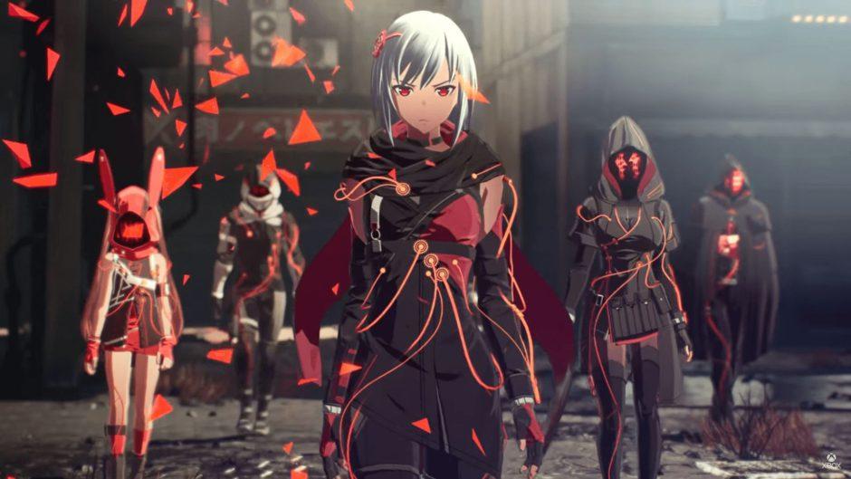 Productor de Scarlet Nexus habla sobre como será la experiencia de juego