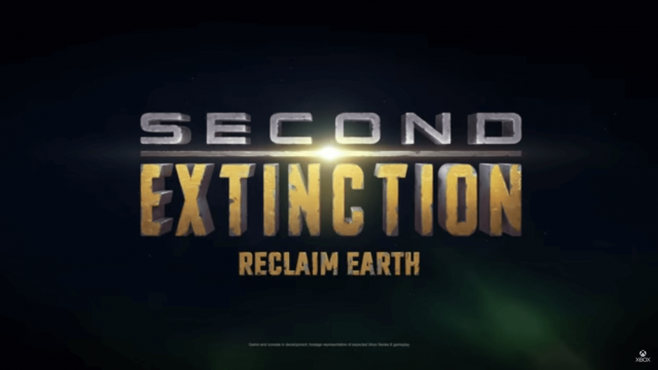 Second Extinction nos anticipa con un teaser un nuevo tráiler del juego para Xbox