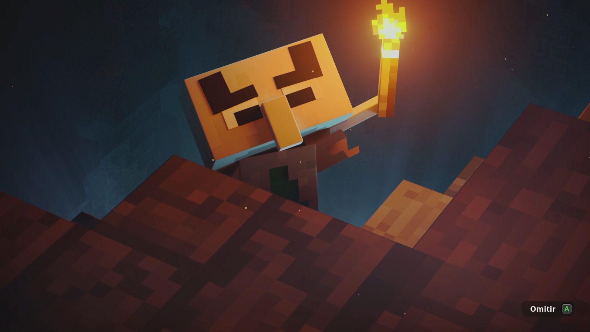 Archimalaldeano en Minecraft Dungeons