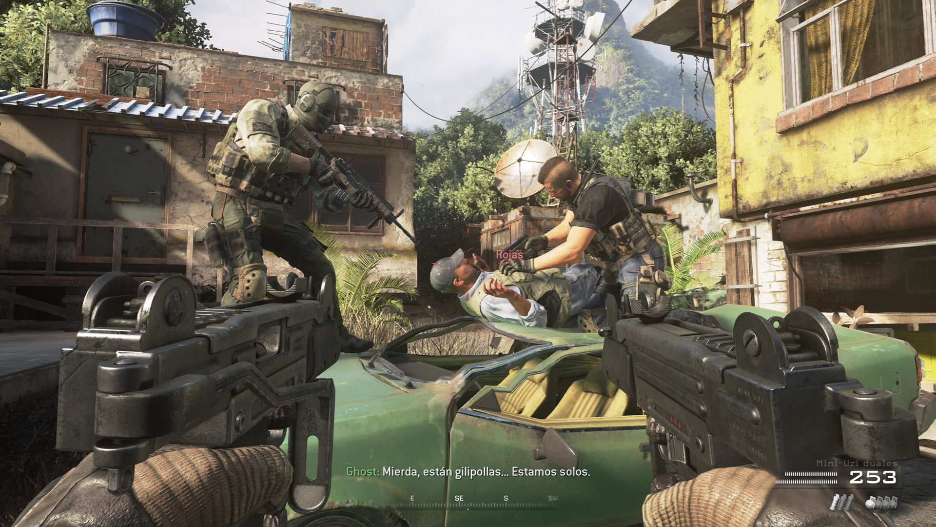 Análisis de Call of Duty Modern Warfare 2 Remastered