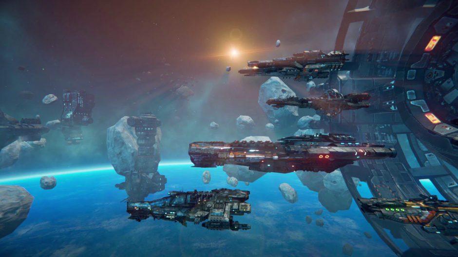 DEEP: Battle Of Jove es anunciado para PC