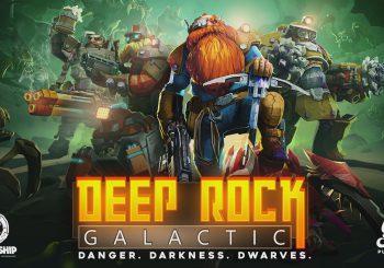 Análisis de Deep Rock Galactic