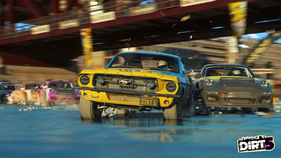 Dirt 5: Revelados los requisitos mínimos y recomendados