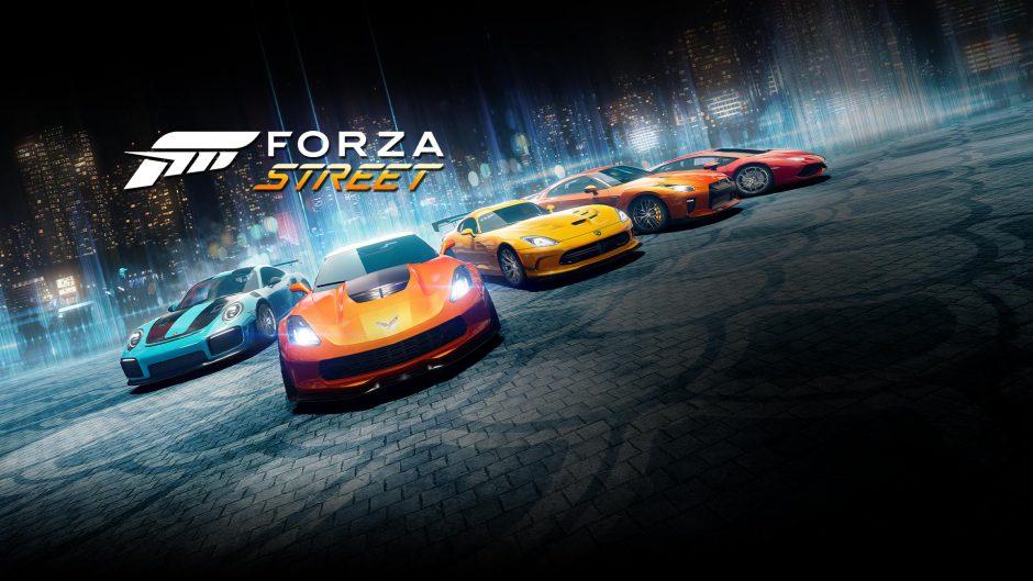 Forza Street ya disponible de forma oficial para Android e iOS