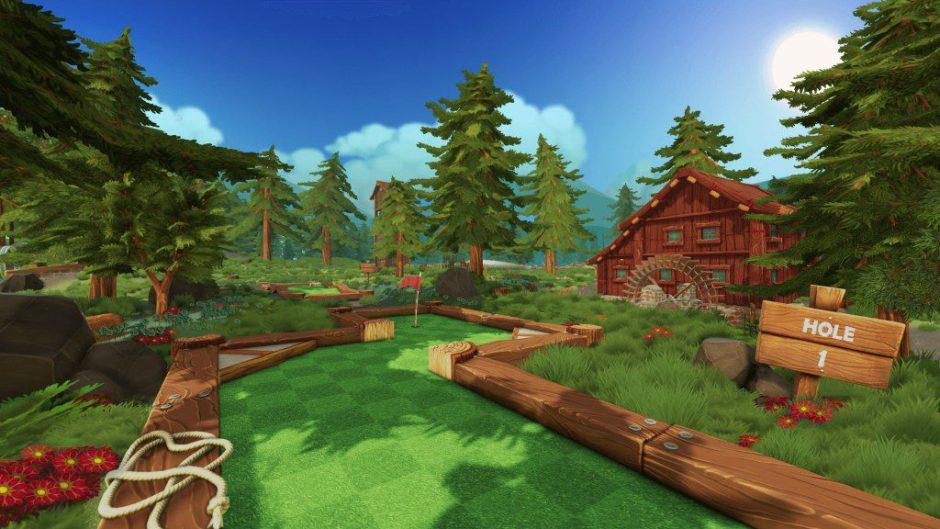 Nueva incorporación sorpresa a Xbox Game Pass: Golf With Your Friends