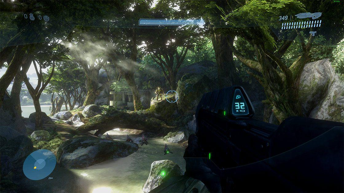 La versión de Halo 3 para PC se deja ver en nuevas imágenes