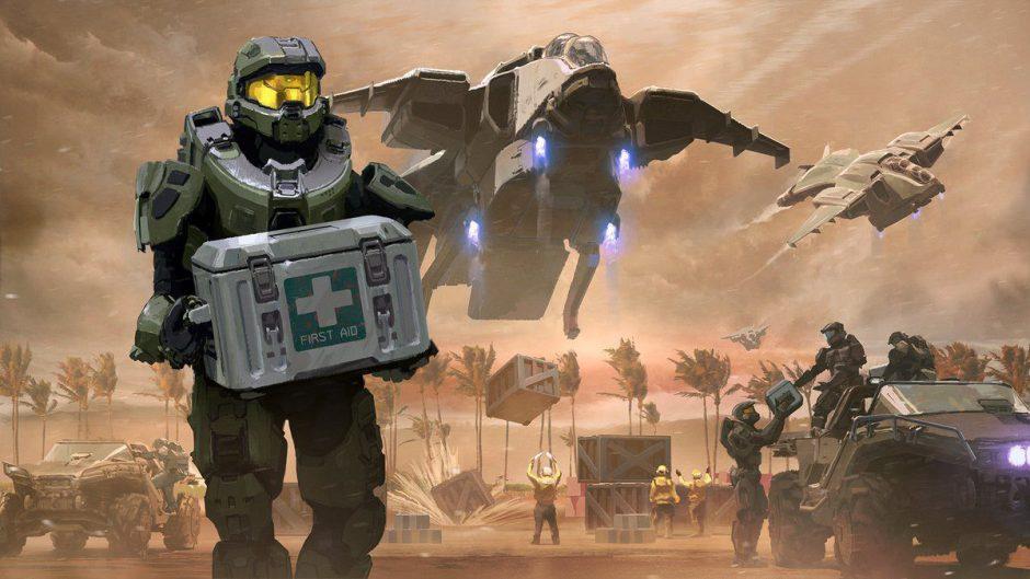 Fans de Halo recaudan más de 400000$ por el coronavirus