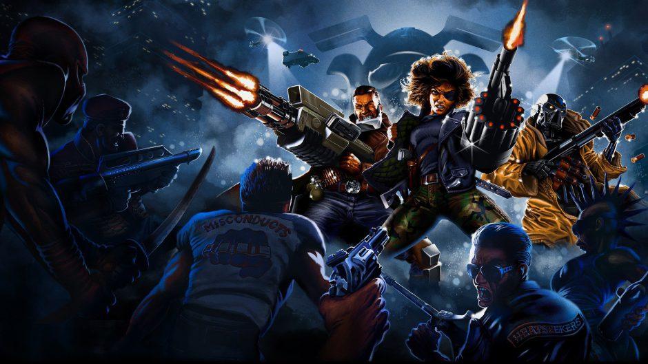 La acción cooperativa de Huntdown ya tiene fecha de salida en Xbox One y PC
