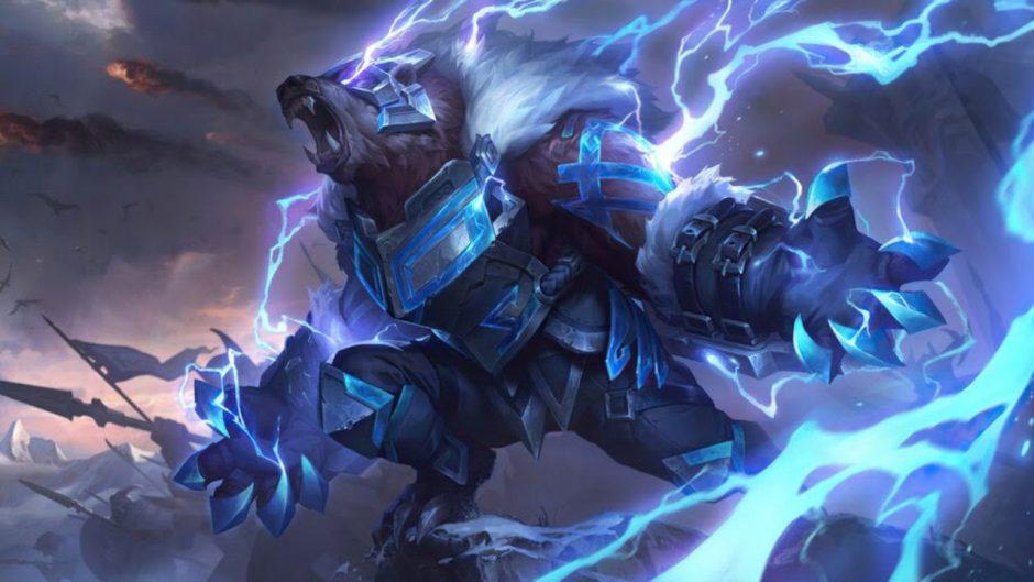 El rugido del nuevo Volibear sacude la grieta del invocador en League of Legends