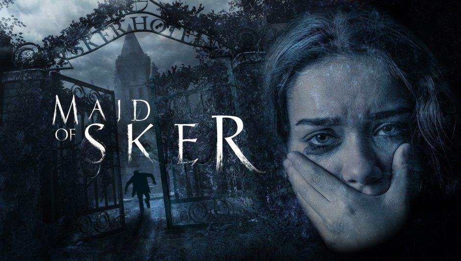 Maid of Sker anuncia su lanzamiento con un brutal trailer