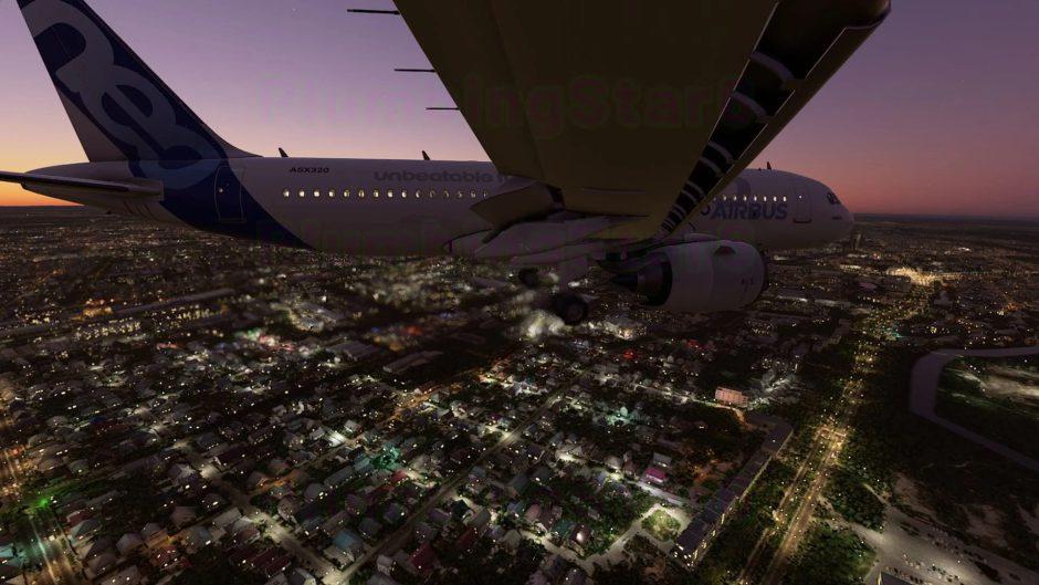 Brutal, así se ve desde el aire la ciudad de Madrid en Microsoft Flight Simulator