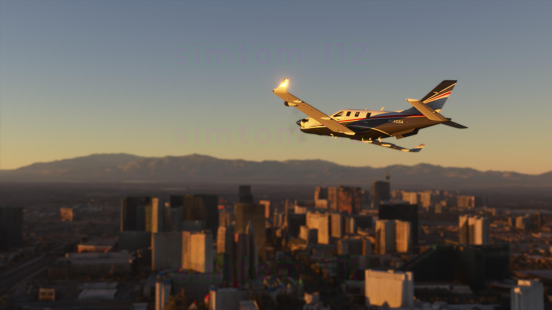 Microsoft Flight Simulator 2020 captura 9 detalle de la avioneta