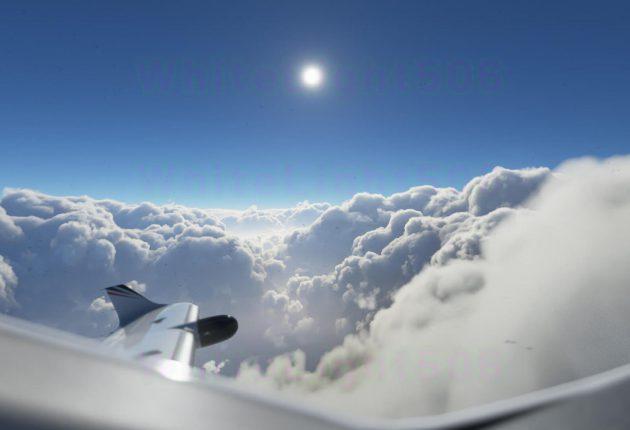 Nueva galería de espectaculares imágenes de Microsoft Flight Simulator