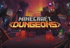Minecraft Dungeons presenta su primer DLC y anuncia contenido gratuito