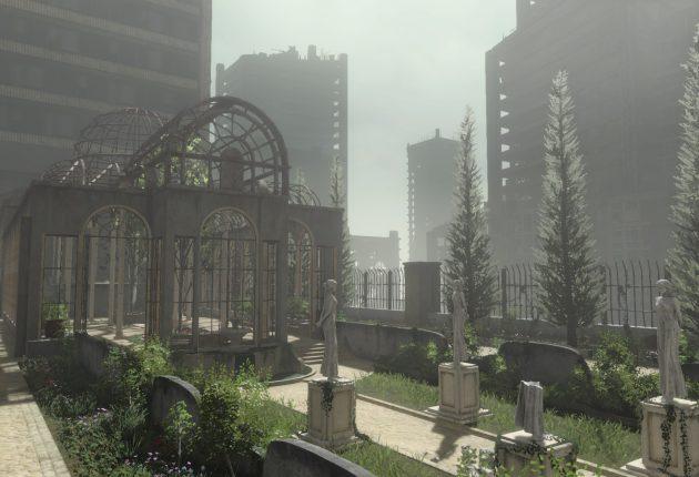 Nuevas capturas de NieR Replicant ver.1.22474487139 para Xbox One