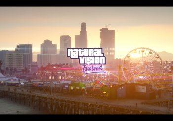 Brutal como luce GTA V con NaturalVision Evolved