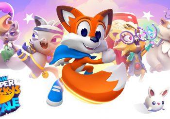 New Super Lucky's Tale anuncia su llegada a Xbox One