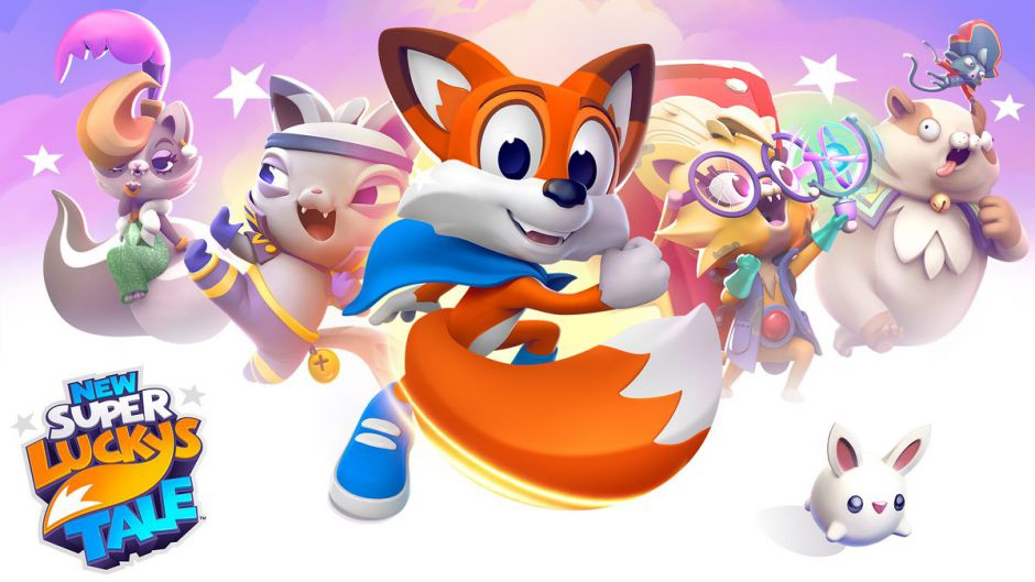 New Super Lucky's Tale anuncia su llegada a Xbox One