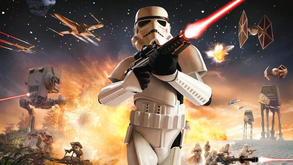 El Star Wars Battlefront clásico añade multijugador online en Steam
