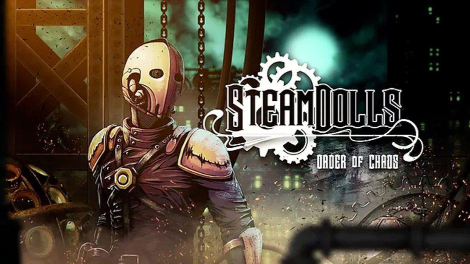 SteamDolls: Order of Chaos inicia su campaña de financiación en Kickstarter