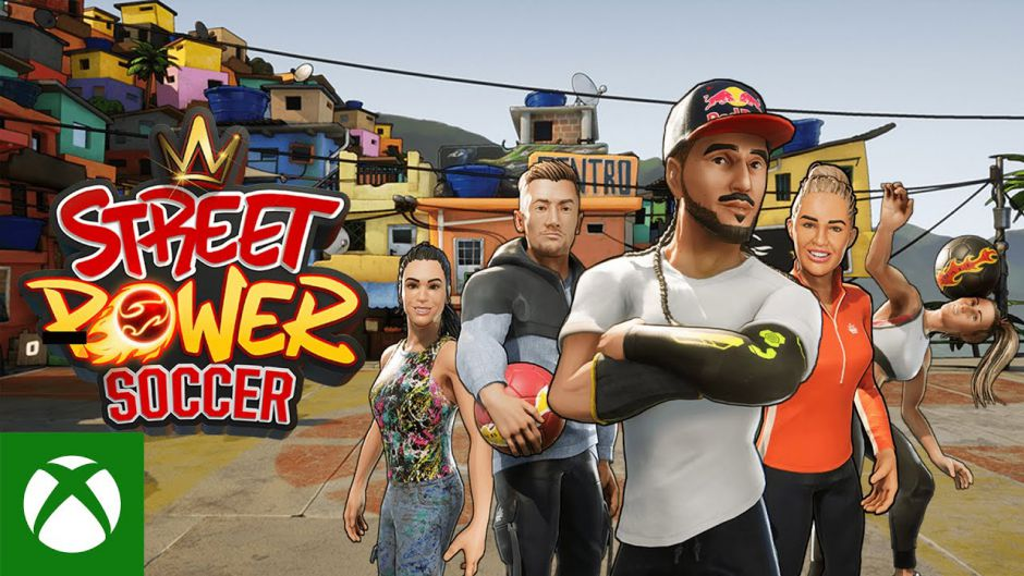 Street Power Football llegará este verano a Xbox One y PC