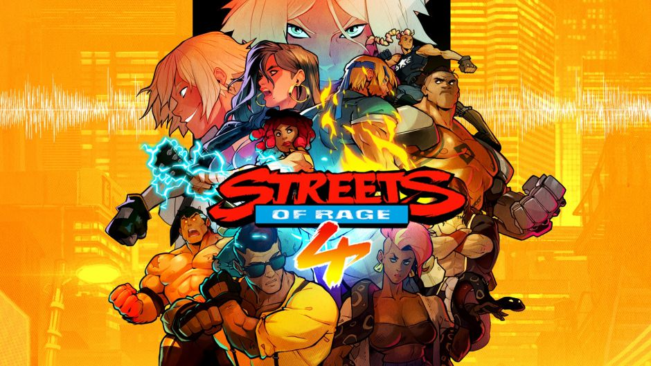 Streets of Rage 4 recibirá más contenido en el futuro