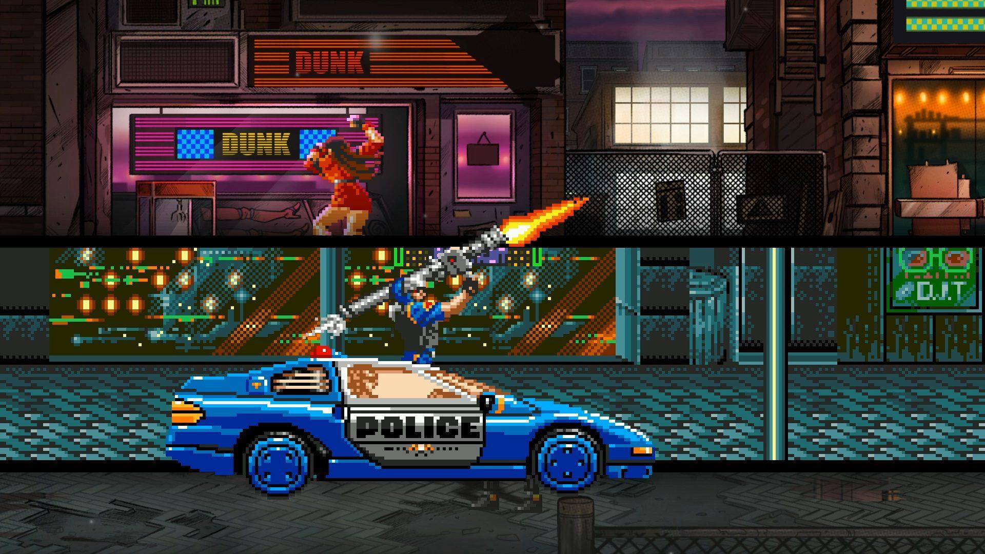 Análisis de Streets Of Rage 4