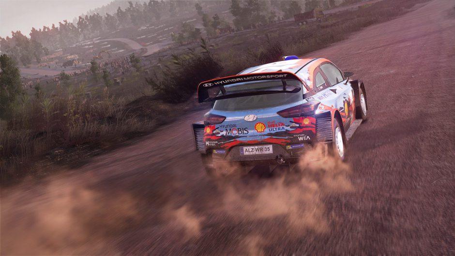 El Rally de Nueva Zelanda protagoniza el primer gameplay de WRC 9