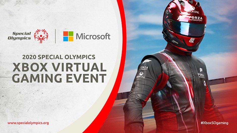 Special Olympics anuncia un nuevo evento con Xbox y Forza Motorsport 7