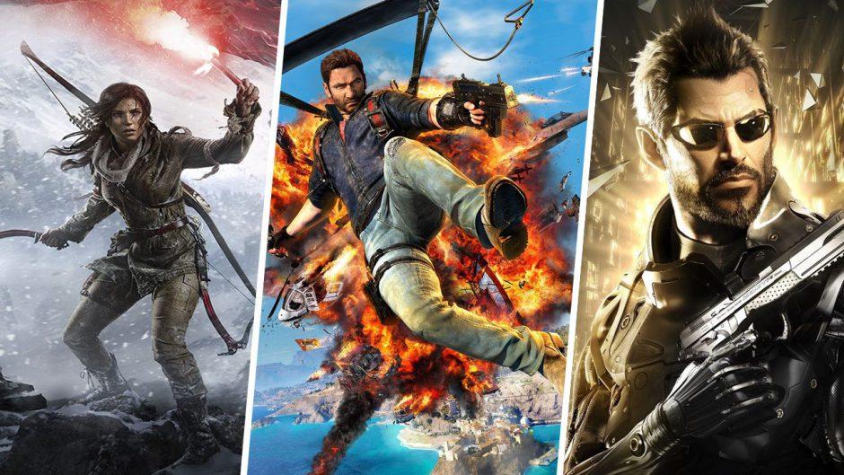 Consigue más de 50 juegos de Square Enix para PC a un precio increíble