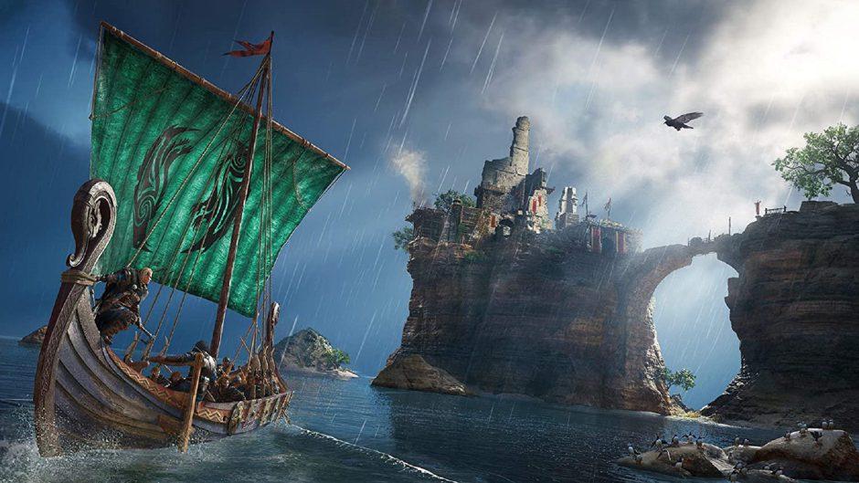 Filtrado Las Crónicas de Beowulf, el primer contenido descargable de Assassin's Creed Valhalla