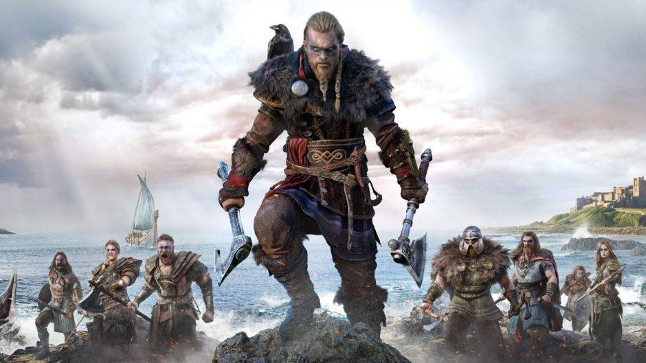 Así es el primer tráiler de Assassin's Creed Valhalla en Xbox Series X
