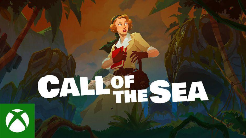 Anunciado Call of the Sea, que llegará de lanzamiento a Xbox Game Pass