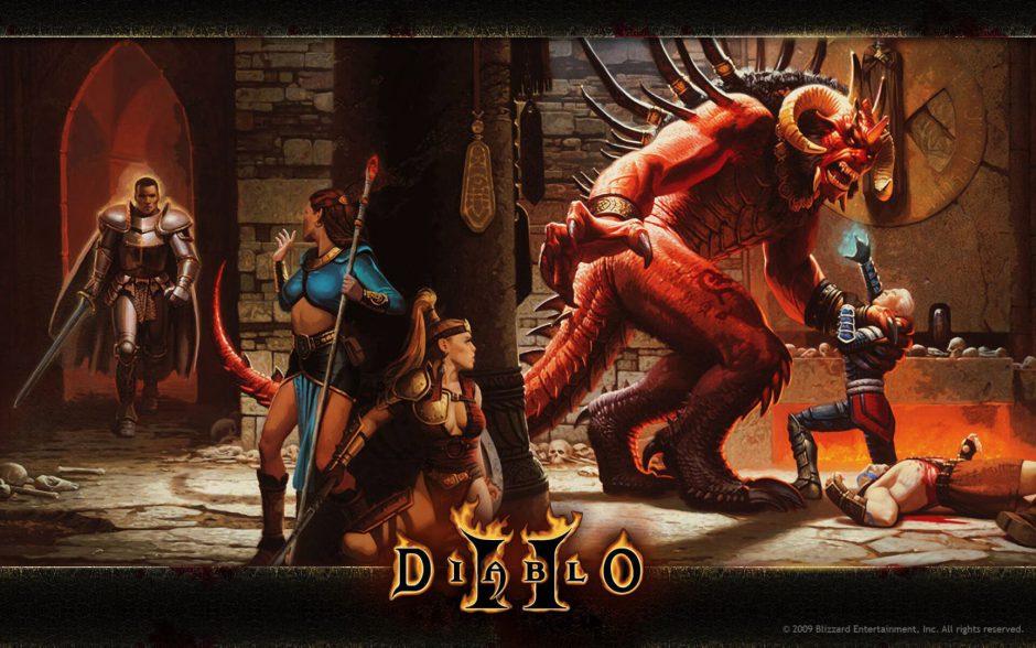 El remaster de Diablo 2 podría llegar este mismo año