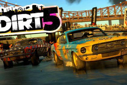 Dirt 5 ya disponible en Xbox Game Pass para PC, consolas y dispositivos móviles