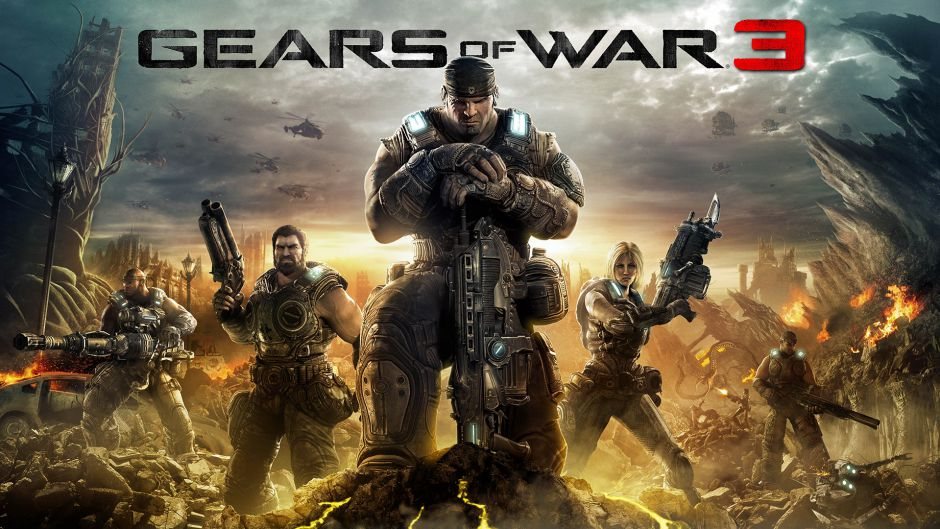 Se filtra una build de Gears of War 3 corriendo en Playstation 3