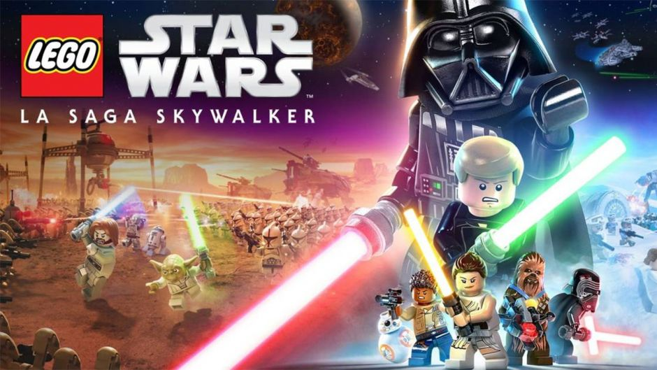 Se filtra por error la posible fecha de lanzamiento de LEGO: Star Wars The Skywalker Saga