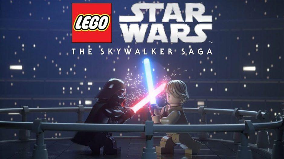 Revelada la portada y número de personajes de LEGO: Star Wars The Skywalker Saga