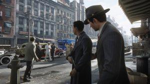 La reedición del primer Mafia parece un espectacular remake en sus primeras capturas