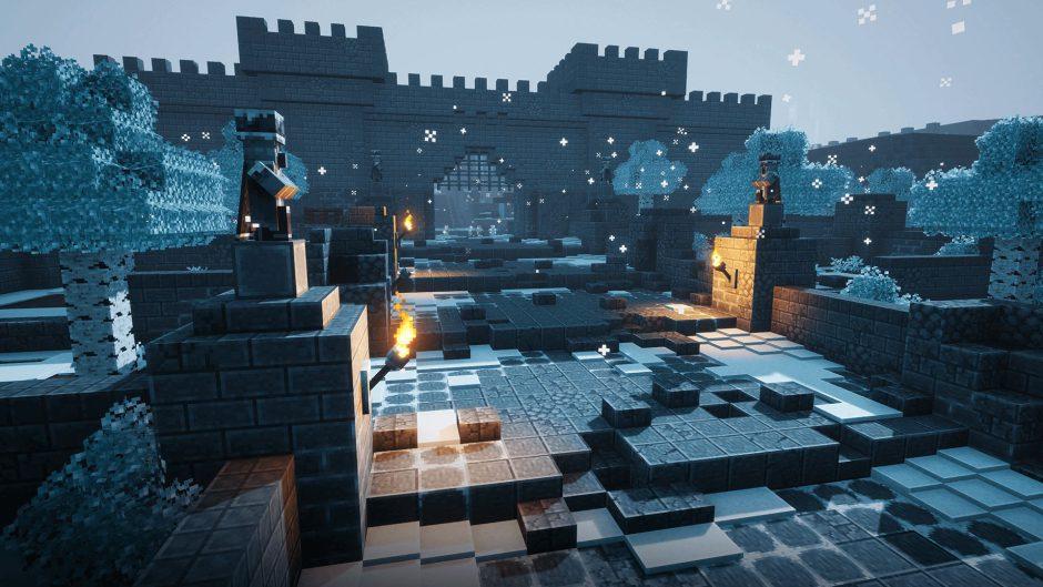 Minecraft Dungeons contará con más contenido tras Creeping Winters