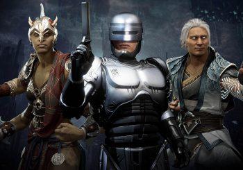 Mortal Kombat 11: Aftermath nos muestra un increíble gameplay de Robocop vs Terminator